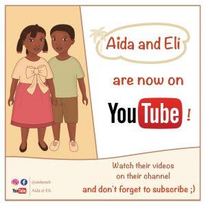 Aïda and Eli are on YouTube